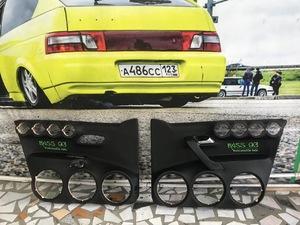 Монолитные дерные карты Volkswagen  POLO  20*20*20*рупор