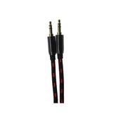 Профессиональный кабель Mini Jack (3,5мм) — Mini Jack (3,5мм) Ural Decibel Mini Jack — Mini Jack 15