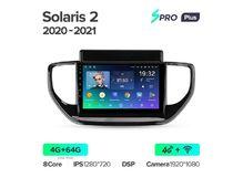 "Магнитола Teyes SPRO Plus 4-64 Hyundai Solaris 2 2020 — 2021 9.0"""