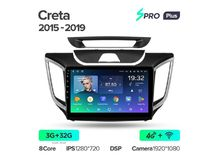 "Магнитола Teyes SPRO Plus 3-32 Hyundai Creta IX25 2015 — 2019 10.2"""