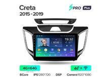 "Магнитола Teyes SPRO Plus 4-64 Hyundai Creta IX25 2015 — 2019 10.2"""