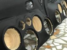 Монолитные дверные карты  Nissan Tiida  20*20*16*16*рупор